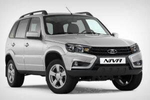 Каким может быть новый внедорожник Lada Niva