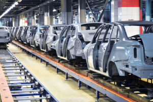 Оцинковка кузовов у автомобилей LADA